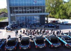Achával y Laurent inauguraron el Centro de Capacitación de Seguridad